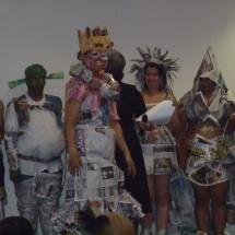 Fashion Parade at GCIT 2010