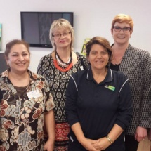 Marise Payne MP at Centrelink_2