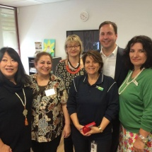 Steven Ciobo MP at Centrelink_1